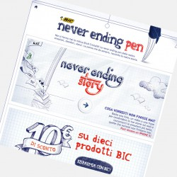 Bic – Never ending story